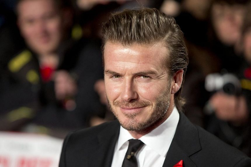 """David Beckham has declared himself """"at home already,"""" with the former football star poised to confirm, on Wednesday, Feb 5, 2014, that he will own a Major League Soccer team in Miami. -- FILE PHOTO: REUTERS"""