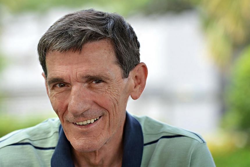 Raddy Avramovic, the former Singapore national football coach, has been unveiled by the Myanmar Football Federation (MFF) as its new national coach. -- ST FILE PHOTO: NURIA LING
