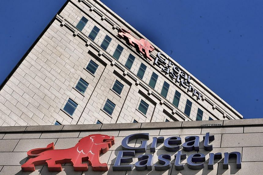 Great Eastern, whose fourth-quarter operating profit from its insurance business fell 20 per cent to $135.3million, said this was hurt by two one-off items.