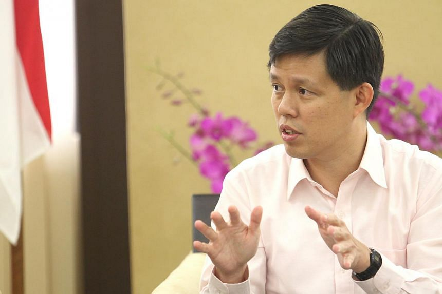 Countries need wise and strong leaders who appreciate that there is more to gain through cooperation than conflict, said Second Defence Minister Chan Chun Sing. -- FILE PHOTO: ZAOBAO