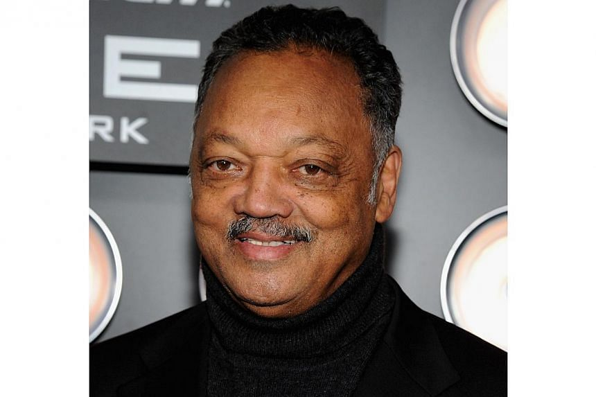 US civil rights leader Jesse Jackson said on Monday he was ready to meet North Korea's leader to free an imprisoned American and reduce ill-will between the two countries. -- FILE PHOTO: AFP