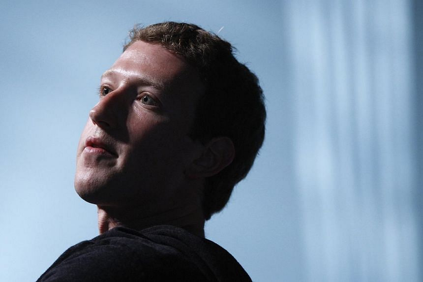 Facebook founder and CEO Mark Zuckerberg was America's most generous donor in 2013, giving nearlyUS$1 billion (S$1.27 billion) of his fortune to charity, according to a magazine report on Monday. -- FILE PHOTO: REUTERS