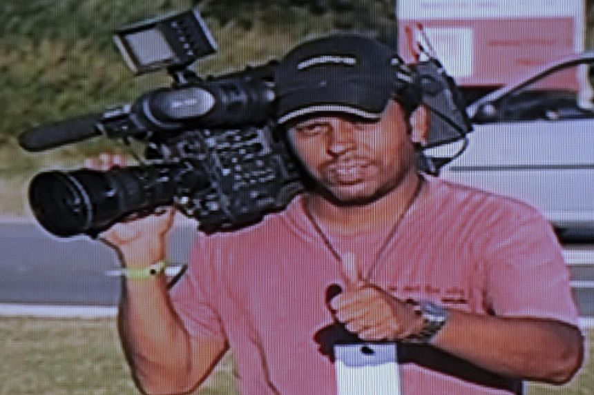 Bandeirantes' cameraman Santiago Andrade, injured while reporting on violent clashes with protesters in Rio, was declared brain dead on Monday, highlighting concerns about security just four months ahead of the World Cup. -- PHOTO: AFP/TV GRAB