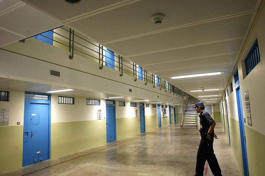More community involvement and tougher measures are in the pipeline to help reduce recidivism amid a rise in the reoffending rate of released inmates. -- ST FILE PHOTO:KEVIN LIM