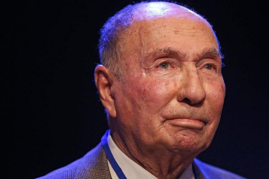 The French Senate on Wednesday, Feb 12, 2014, lifted immunity for a billionaire senator, Serge Dassault, clearing the way for the prominent industrialist to be charged with alleged vote-buying. -- FILE PHOTO: REUTERS