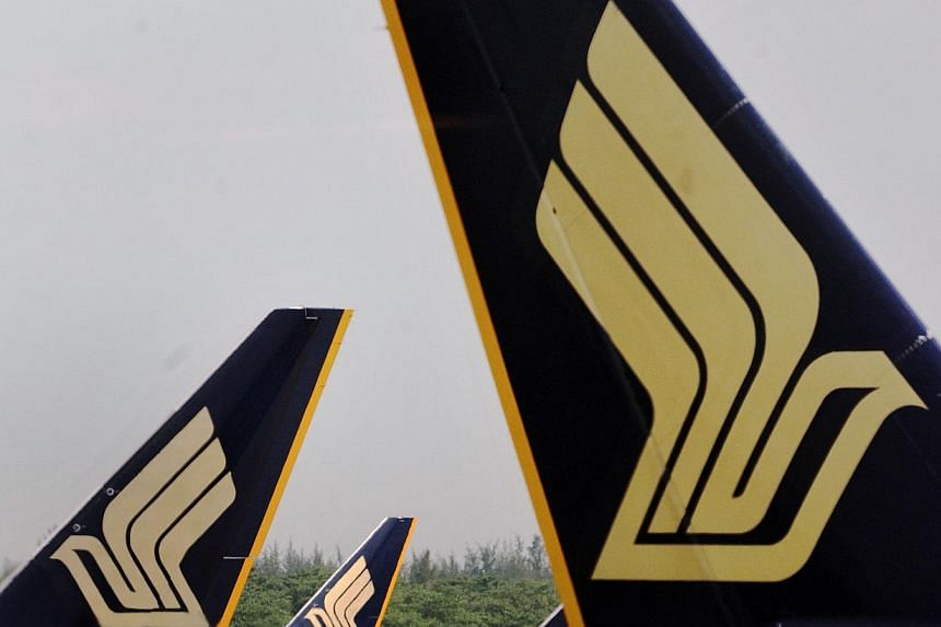 SingaporeAirlines (SIA) is likely to offer pilot training to other carriers in collaboration with European planemaker Airbus. --ST FILE PHOTO: MUGILAN RAJASEGERAN