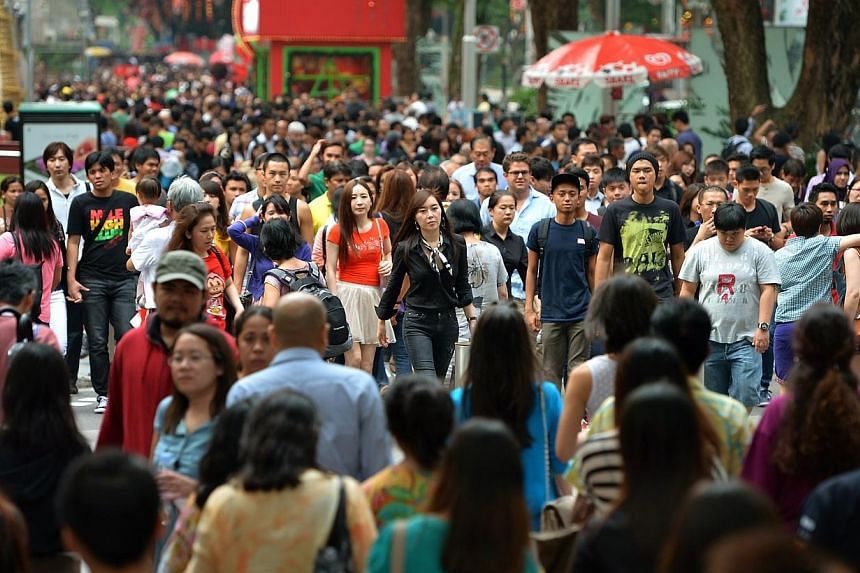 """About nine in 10 working Singaporeans are happy overall, with most indicating that marriage and parenthood contribute """"significantly"""" to one's happiness, according to a survey by the family development unit of National Trades Union Congress (NTUC).--"""
