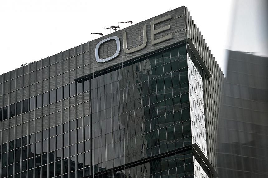OUE bayfront located at 50, Collyer Quay.Singapore's marquee badminton event will take place two months earlier than its usual time slot, with a new title sponsor on board. -- ST FILE PHOTO:KUA CHEE SIONG