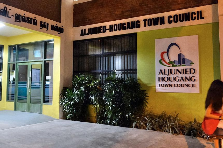 The Ministry of National Development has expressed concern that independent auditors have been unable to fully verify Aljunied-Hougang-Punggol East Town Council's (AHPETC) accounts for the second year in a row. -- ST FILE PHOTO:DESMOND WEE