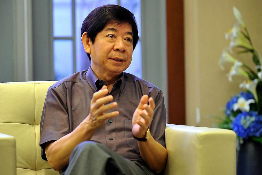 The first batch of three-generation (3Gen) flats has seen a strong reception with 94 per cent of the flats booked, National Development Minister Khaw Boon Wan said in a blog post on Feb 14, 2014. - ST FILE PHOTO: JOYCE FANG