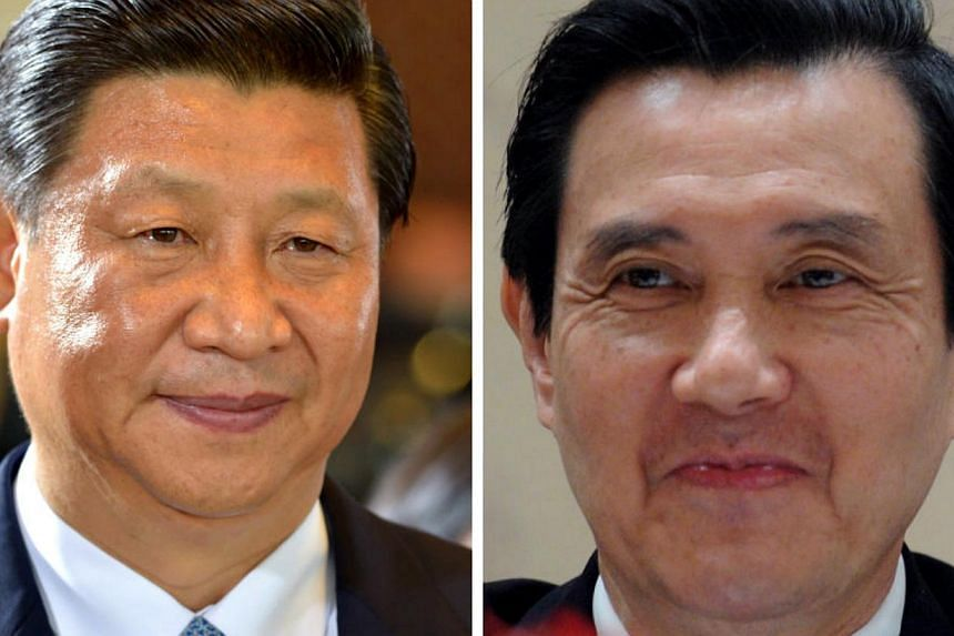 China has rebuffed a request by Taiwan for Chinese President Xi Jinping and Taiwan President Ma Ying-jeou to meet at an Asia-Pacific Economic Cooperation (APEC) summit in Beijing. -- FILE PHOTOS: KUA CHEE SIONG/AFP