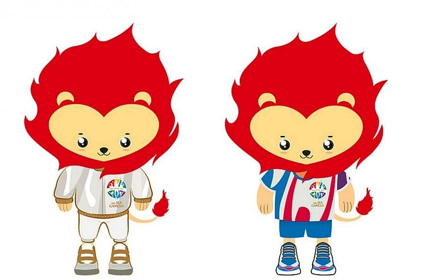 Nila, the official mascot for the 2015 SEA Games and 8th Asean Para Games. -- PHOTO:SINGAPORE SEA GAMES ORGANISING COMMITTEE AND ASEAN PARA GAMES ORGANISING COMMITTEE