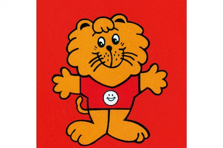 Singa the Courtesy Lion was launched in 1982 by the then Ministry of Culture during the National Courtesy Campaign to encourage people to be kinder and more considerate. -- FILE PHOTO: MITA