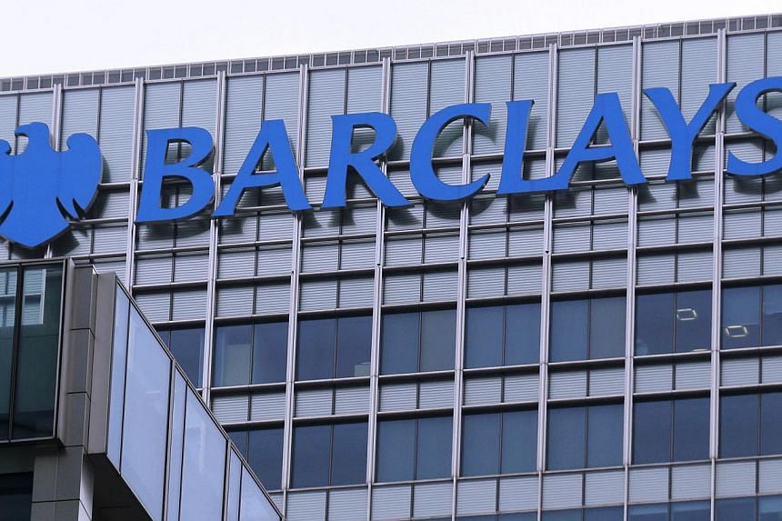 Three former employees of banking giant Barclays have been charged in connection with the Libor interest rate-rigging scandal, Britain's Serious Fraud Office (SFO) said in a statement on Monday, Feb 17, 2014. -- FILE PHOTO: REUTERS