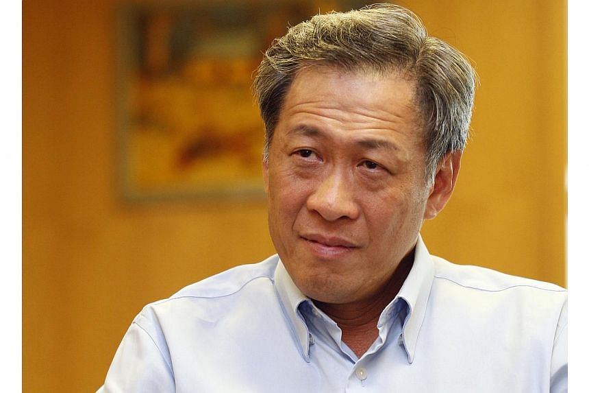 """The assumptions that formed the basis for Transparency International to give Singapore a """"poor"""" rating in a Government Defence Anti-Corruption Index last year are flawed, Defence Minister Ng Eng Hen said on Monday, Feb 17, 2014. -- ST FILE PHOTO:&nbs"""