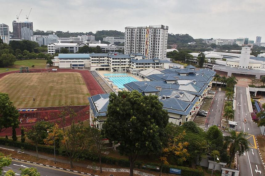 ACS (Independent) and boarding school campus at Dover Road.The Education Ministry is committed to providing independent schools with the resources they need to challenge and teach their students a sense of service, Education Minister Heng Swee