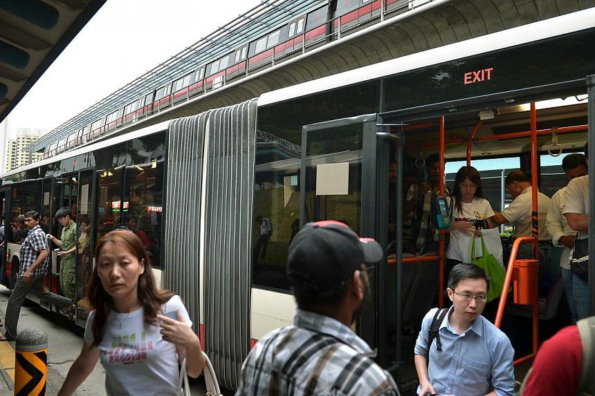 Public transport operators SMRT and SBS Transit have put substantial investments into maintaining their rail networks, and this has led to better reliability in the past two years, said Transport Minister Lui Tuck Yew in Parliament on Monday. -- ST F