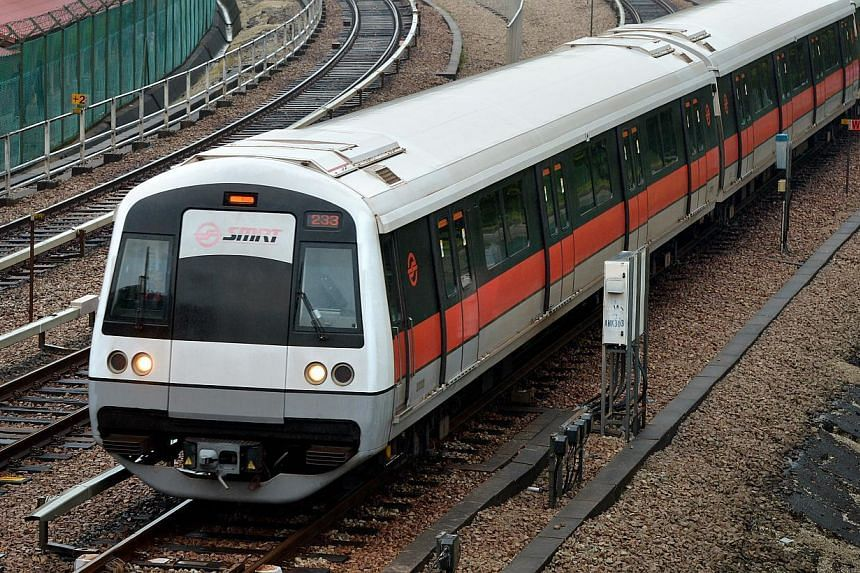 """SMRT will continue to do """"everything possible"""" to improve the reliability of its rail network, said chief executive Desmond Kuek, giving his strongest comments yet on minimising train delays.-- ST FILE PHOTO:KUA CHEE SIONG"""