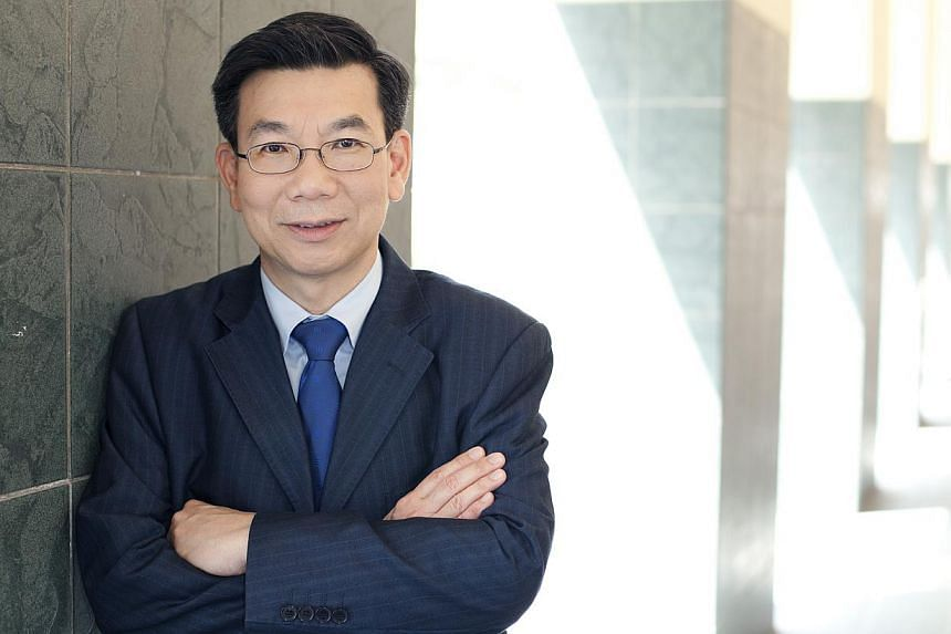 Professor Tan Oon Seng, 56, will be the new director of the National Institute of Education (NIE), from July 1 this year, the Nanyang Technological University (NTU), which NIE is part of, has announced. -- PHOTO:NATIONAL INSTITUTE OF EDUCATION