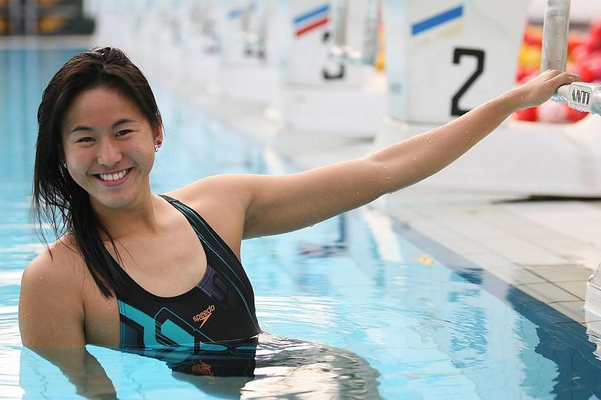 2009: Quah Ting Wen, swimmingWhy she won:- Five golds at SEA Games in Vientiane, Laos.- Four golds at Asian Youth Games in Singapore.- Set 14 national records in 2009.-- ST FILE PHOTO:ONG WEE JIN