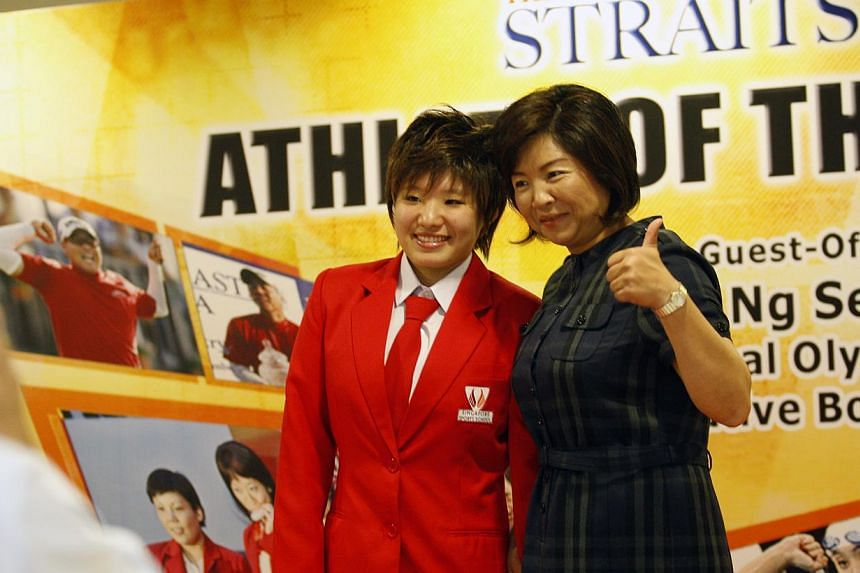 2008: Tao Li, swimmingWhy she won:- First Singaporean to make an Olympic swimming final at Beijing Games.- Finished the year as fourth-fastest swimmer in the women's 100m butterfly.- Won gold in the same event at Stockholm leg of Fina/Arena Swimming