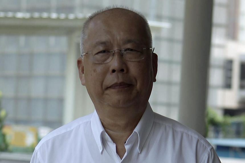 Former Maris Stella High principal Anthony Tan Kim Hock will serve his jail sentence of five months after the High Court dismissed his appeal against conviction and sentence for embezzlement on Feb 21, 2014 . -- ST FILE PHOTO: WONG KWAI CHOW