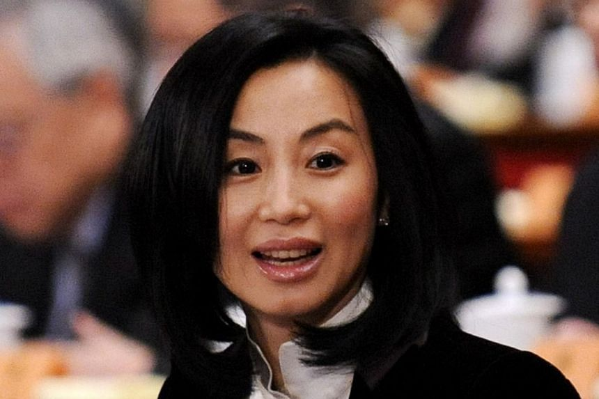 One of China's 50 richest women, Liu Yingxia has been ousted from top political organisation Chinese People'sPolitical Consultative Conferencewith state media on Feb 21, 2014 pointing to her links to a former high-ranking official facin