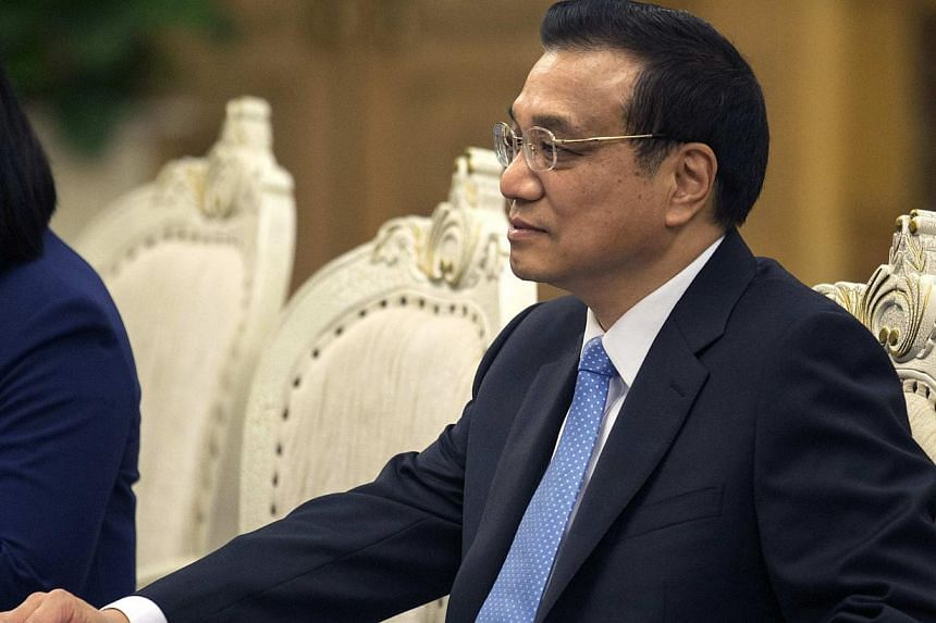 """The Chinese government will decentralise authority, be more transparent and adopt a """"zero tolerance"""" attitude to corruption this year as it deepens its fight against graft, reported state media, citing Premier Li Keqiang. -- FILE PHOTO: REUTERS"""
