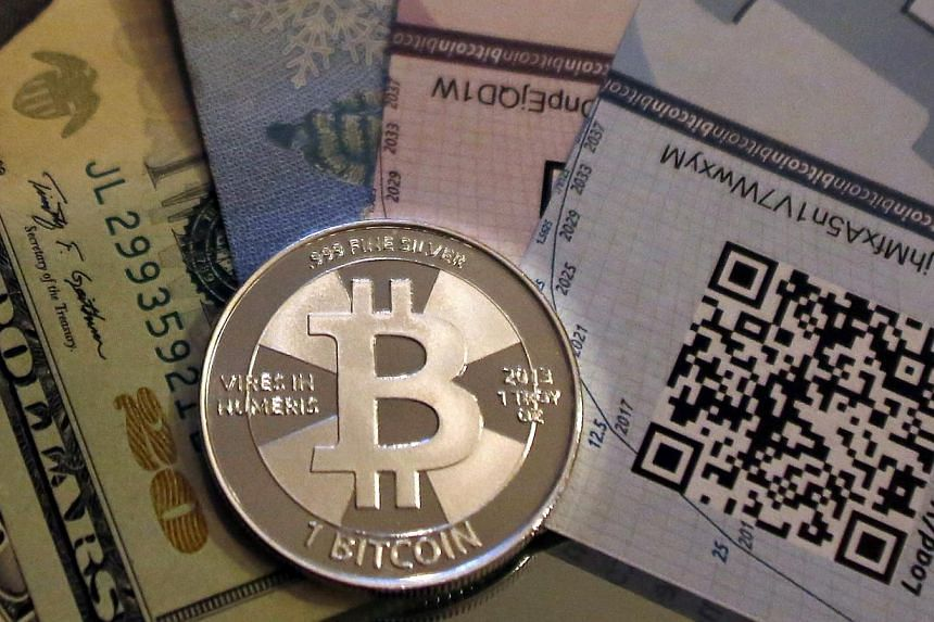 A gang of cyber criminals using an army of infected computers made off with at least US$220,000 (S$278,546) worth of Bitcoins and other virtual currencies, security researchers said on Monday.  -- FILE PHOTO: REUTERS