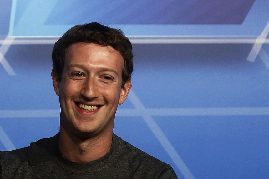Billionaire Facebook founder Mark Zuckerberg on Monday defended his huge US$19 billion (S$24 billion) takeover of free mobile messaging service WhatsApp, saying it is actually worth much more. - PHOTO: REUTERS