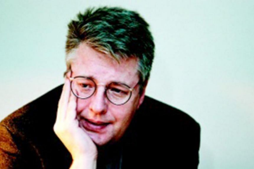 The late Swedish journalist Stieg Larsson is the author of the best-selling The Millennium Trilogy. He had spent a long time researching the unsolved murder of Swedish Prime Minister Olof Palme after the latter's death in 1986. -- PHOTO:BRITT-M