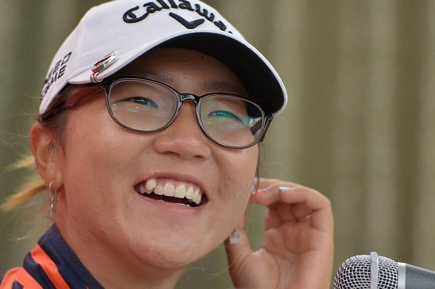 Interview with golf prodigy Lydia Ko on the eve of the HSBC Women's Champions, Feb 26, 2014.New Zealand golf prodigy Lydia Ko admits that the expectations are firmly on her young shoulders to impress in her maiden LPGA Tour season. -- ST PHOTO: