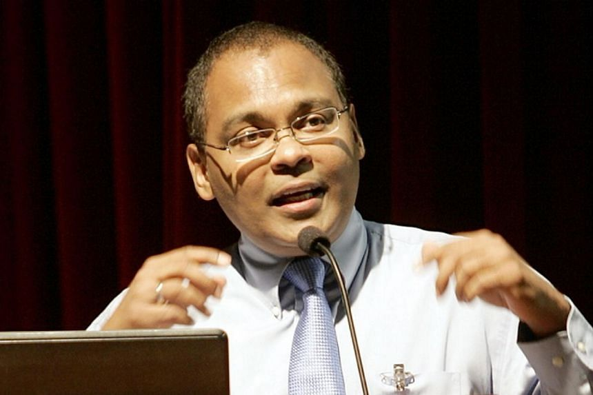 Prof Gunaratna says the court did not consider the full evidence as he did not participate in the trial. -- BH FILE PHOTO
