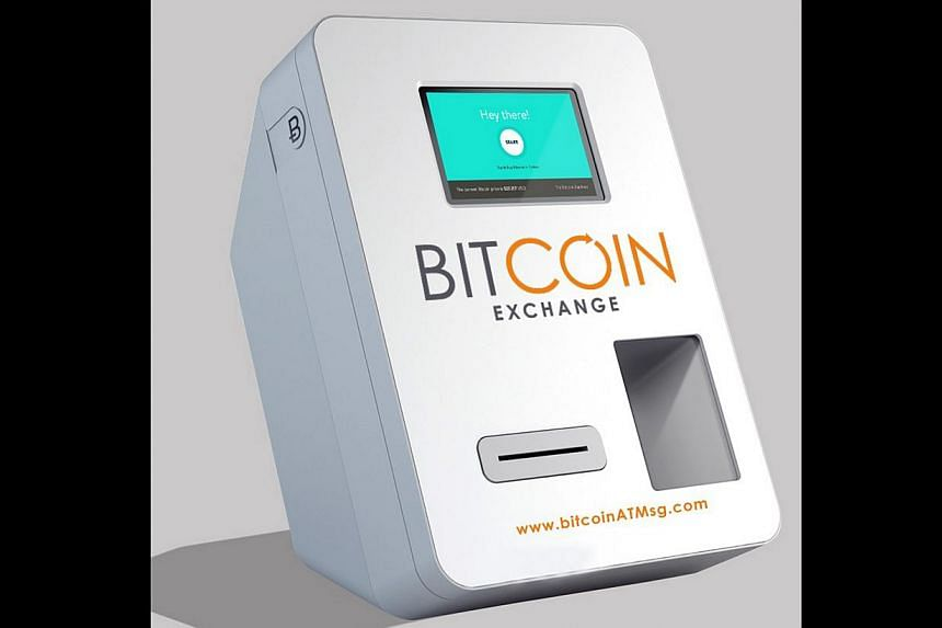 The bitcoin ATM at Citylink Mall is owned by Singapore company Bitcoin Exchange. The company plans to launch more bitcoin ATMs in the region.