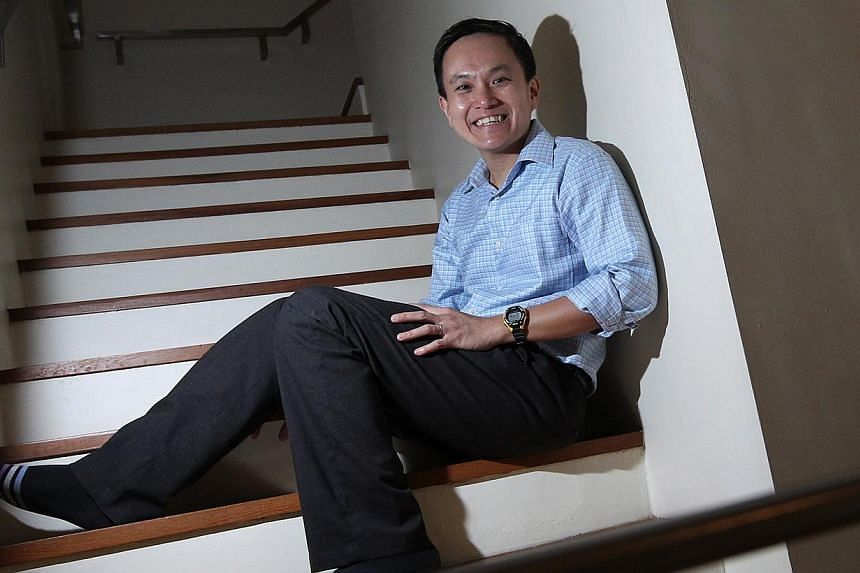 Media group Singapore Press Holdings (SPH) appointed Mr Tan Chin Hwee as its new independent director from March 1. -- ST FILE PHOTO: JASON QUAH