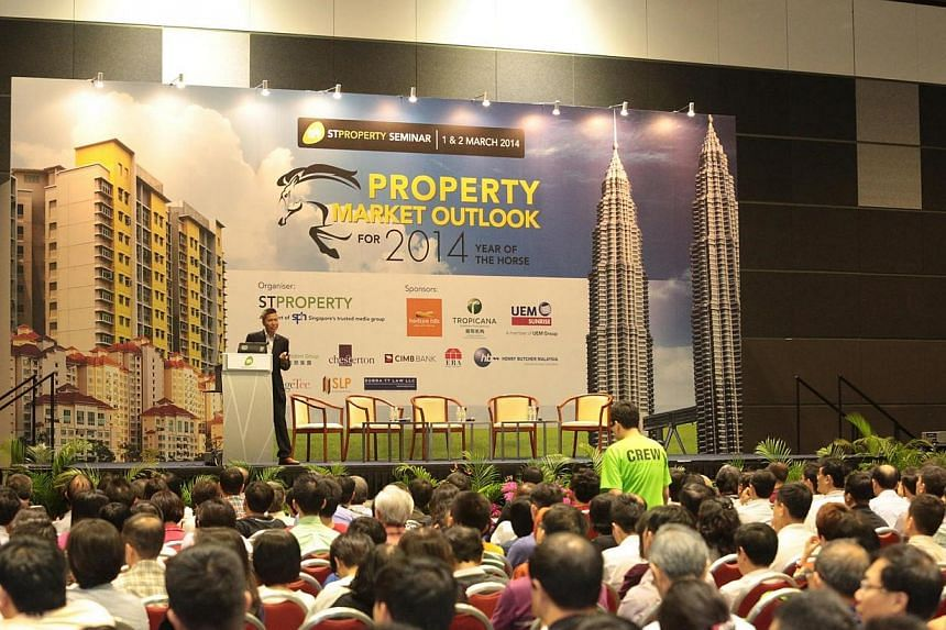 Close to 3,500 attendees at STProperty's Biggest Property Event,STProperty, SPH's trusted online property portal, held its biggest property event since 2013, with close to 3,500 attendees from all walks of life. Some 3,500 people attended t