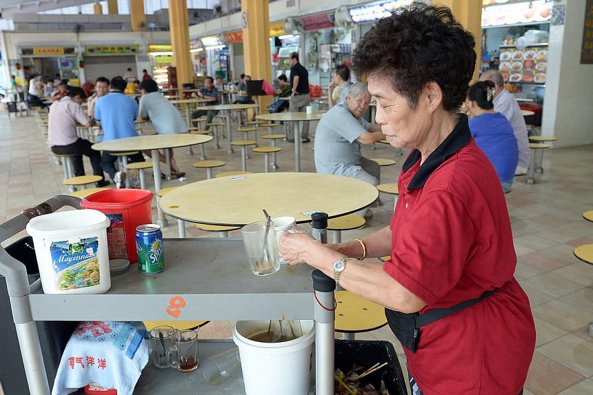 Older workers may face the prospects of working beyond the age of 65. Unions, employers and the Government have agreed to work on extending the re-employment age of workers to 67, Senior Minister of State in the Prime Minister's Office Heng Chee How