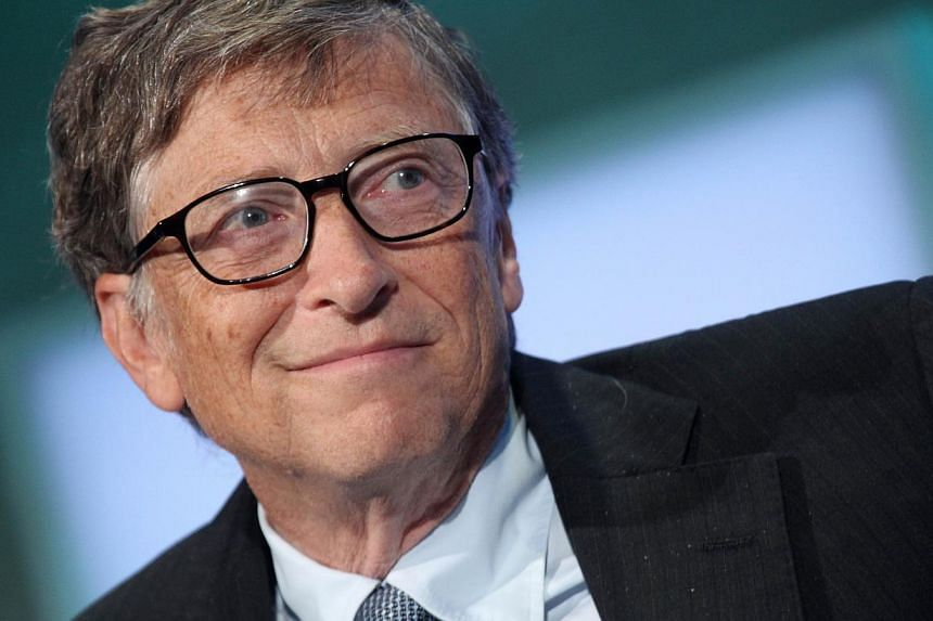 Microsoft co-founder Bill Gates has returned to the top of Forbes magazine's annual list of the world's richest people, as rising stock markets swelled the ranks of billionaires, which included a record number of women. -- FILE PHOTO: AFP