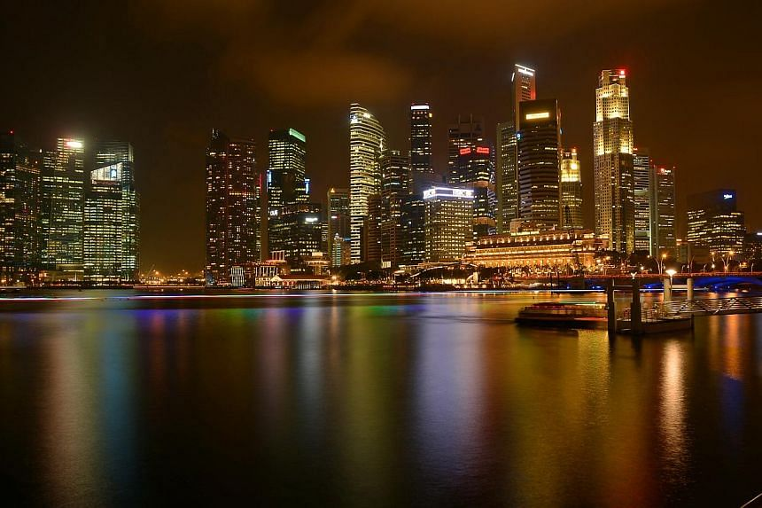 Singapore is now the most expensive city in the world, according to the latest study by the Economist Intelligence Unit. -- ST FILE PHOTO: DESMOND WEE