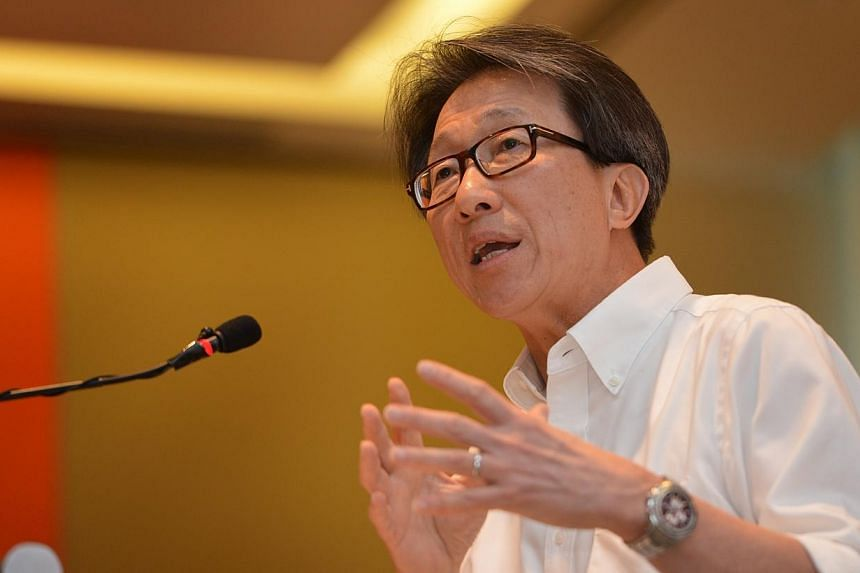 """Singapore needs """"a greater and broader sense of urgency"""" in its productivity drive, labour chief and Minister in the Prime Minister's Office Lim Swee Say said on Tuesday, Mar 4, 2014. -- ST FILE PHOTO:CAROLINE CHIA"""