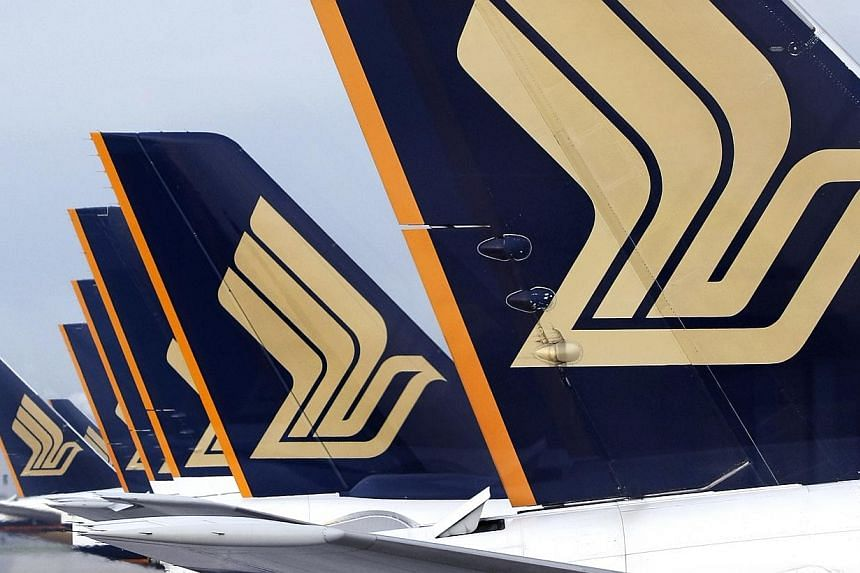 Singapore Airlines travellers will soon have access to 23 new destinations in 11 countries, including Turkey, Bulgaria, Portugal and Ghana. -- BT FILE PHOTO: YEN MENG JIIN
