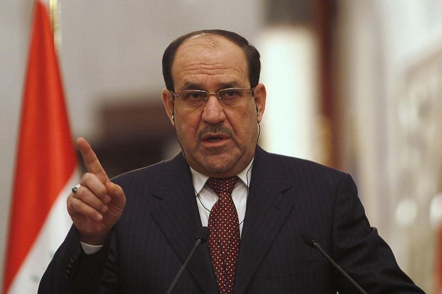 Iraqi Prime Minister Nouri al-Maliki has accused Saudi Arabia and Qatar of openly funding the Sunni Muslim insurgents his troops are battling in western Anbar province, in his strongest such statement since fighting started there early this year. --