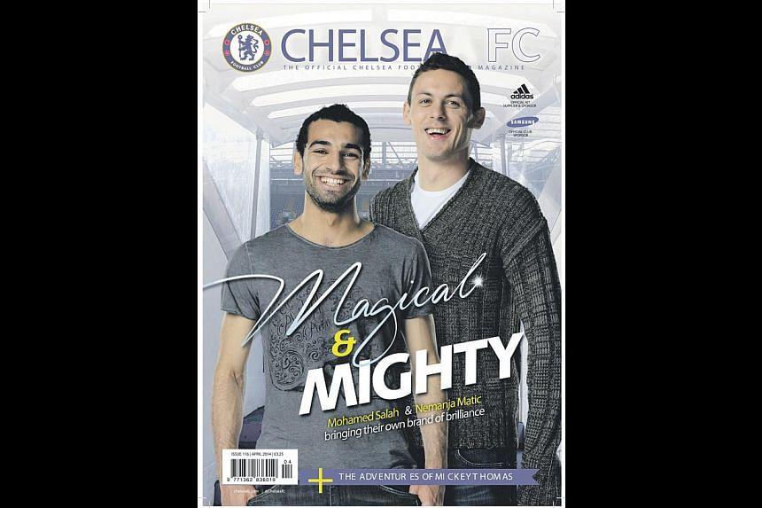 Chelsea magazine.