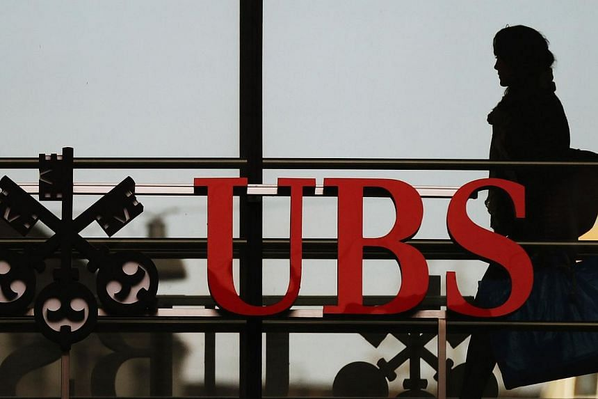Private banking giant UBS has launched an IT platform that will help its bankers provide faster and more tailored advice to their clients in Asia. -- FILE PHOTO: REUTERS