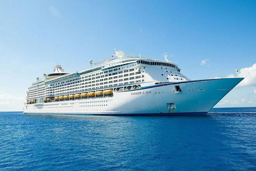 Cruise ship Voyager of the Seas.Sembcorp Marine's wholly-owned subsidiary Sembawang Shipyard has clinched a deal worth $25 million with RCL Cruises, a member of the Royal Caribbean Cruises group, to refurbish Royal Caribbean International's cru