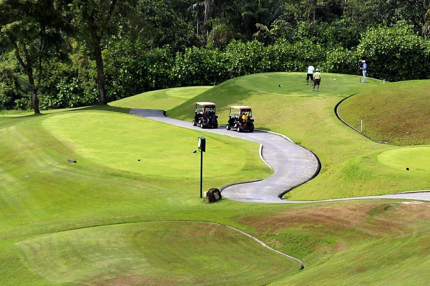 Golf course at Singapore Island Country Club. The Ministry of Law said last month that 15 per cent of golf course land in Singapore will make way for other developments by 2030. Tell us what you think the land should be used for in the following poll