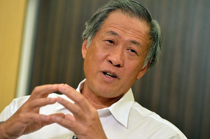 There has been progress in fixing housing issues and taking care of the elderly, but there remains more to be done in transport, manpower and health, said Leader of the House Ng Eng Hen in Parliament on Thursday, March 13, 2014. -- ST FILE PHOTO:&nbs