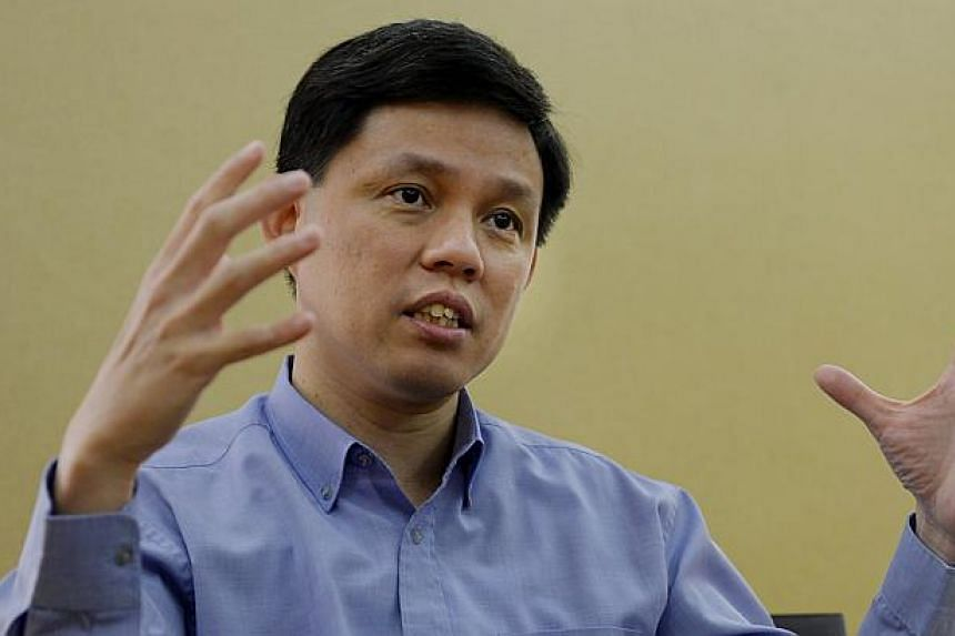 Every case of a down-and-out Singaporean that appears on social media or in the newspapers is followed up on by the Ministry of Social and Family Development, its minister Chan Chun Sing said on Thursday. -- BH FILE PHOTO:MOHD TAUFIK A KADER