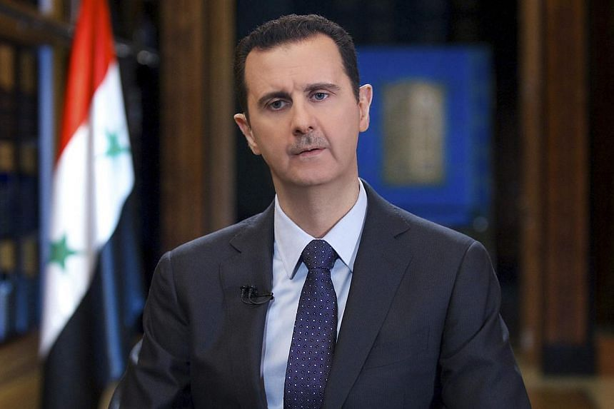 Syria's exiled opposition will be barred from a presidential vote to be held before July, virtually ensuring President Bashar al-Assad's re-election three years into an uprising against his family's four-decade rule. -- FILE PHOTO: REUTERS