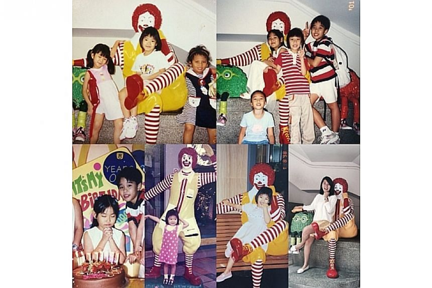 So many precious moments over the years, all at McDonalds. From birthday celebrations, camp gatherings to simple hangouts. And of course, King Albert Park's Macs has the fondest memories! What a pity it's not gonna be there anymore, but thanks for th